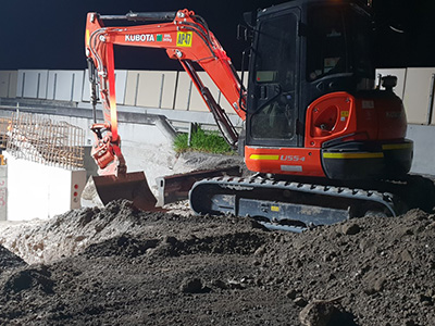 earthmoving and excavation equipment brisbane