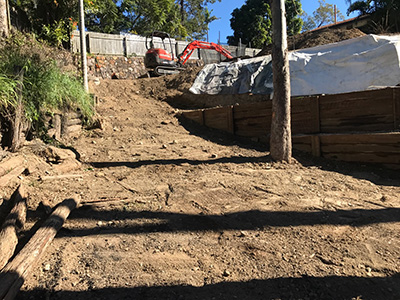 residential, commercial and civil projects - earth moving brisbane