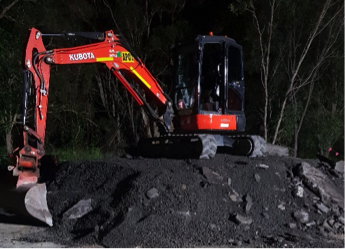 excavators - Earth Moving Brisbane